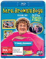 Mrs. Brown's Boys - The Complete Second Season on Blu-ray