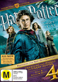 Harry Potter and the Goblet of Fire - Collector's Edition DVD