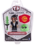 Tube Heroes: Captain Sparklez Core Figure