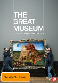 The Great Museum on DVD
