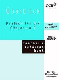 Uberblick: Tutor's Resource Book by Rod Hares image