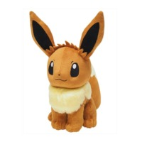 Pokemon: Eevee Stuffed Toy - Medium image