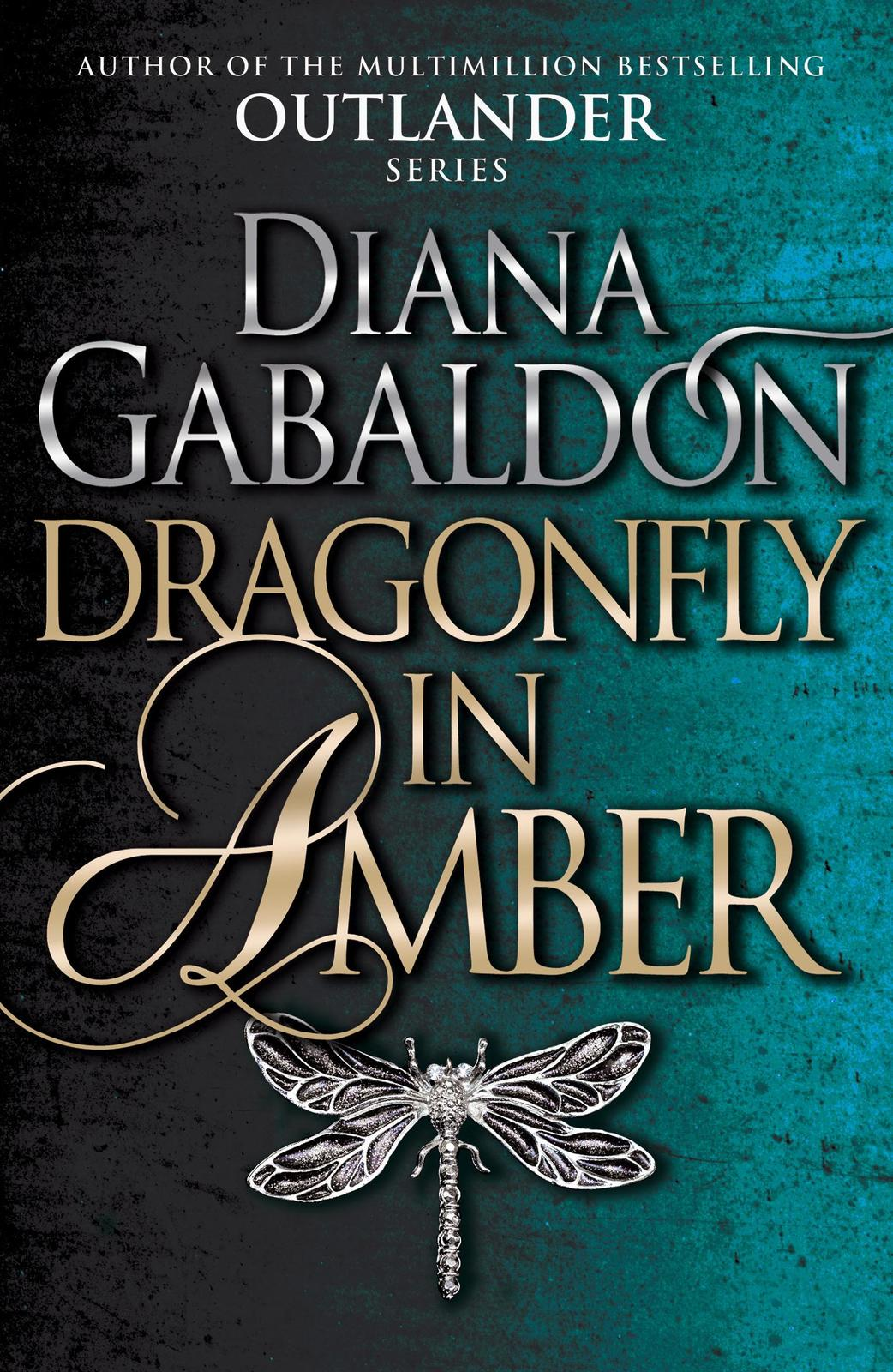 Dragonfly In Amber image