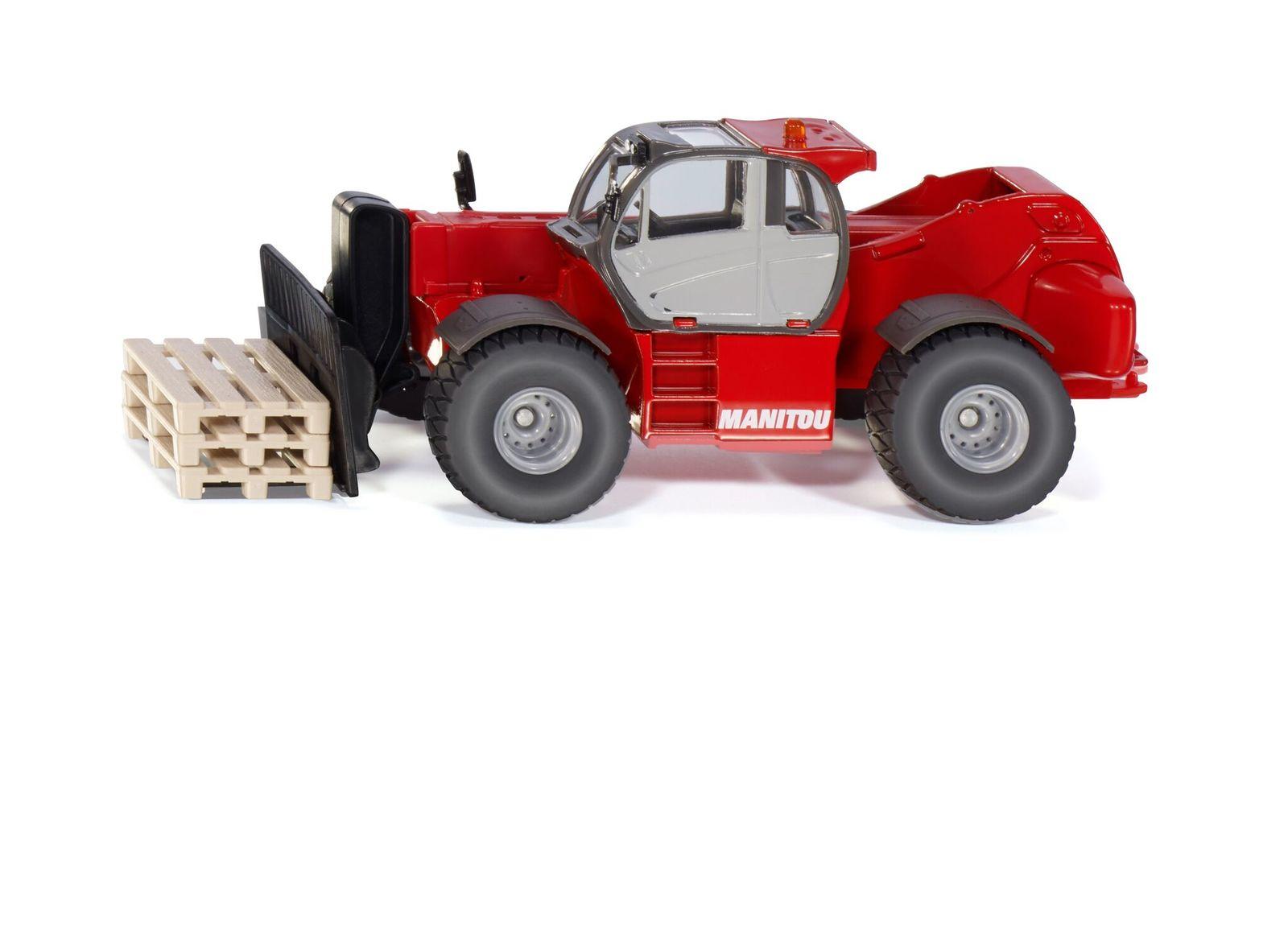 Siku: 1:50 Manitou MHT 10230 Telehandler Forklift image