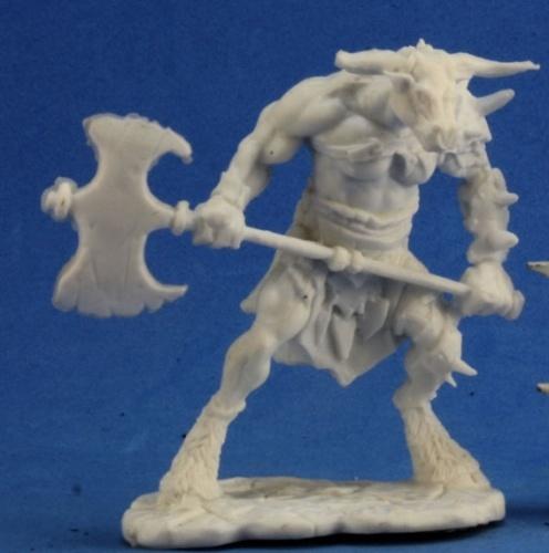 Dark Heaven Bones - Bloodhoof Minotaur Barbarian