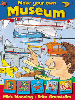 Make Your Own Museum by Mick Manning image