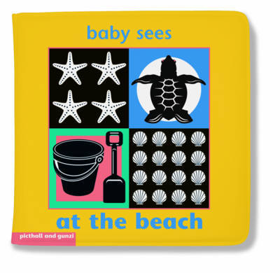 Baby Sees on the Beach by Chez Picthall image