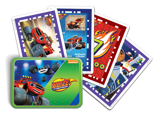 Leapfrog: Imagicards - Blaze And The Monster Machines