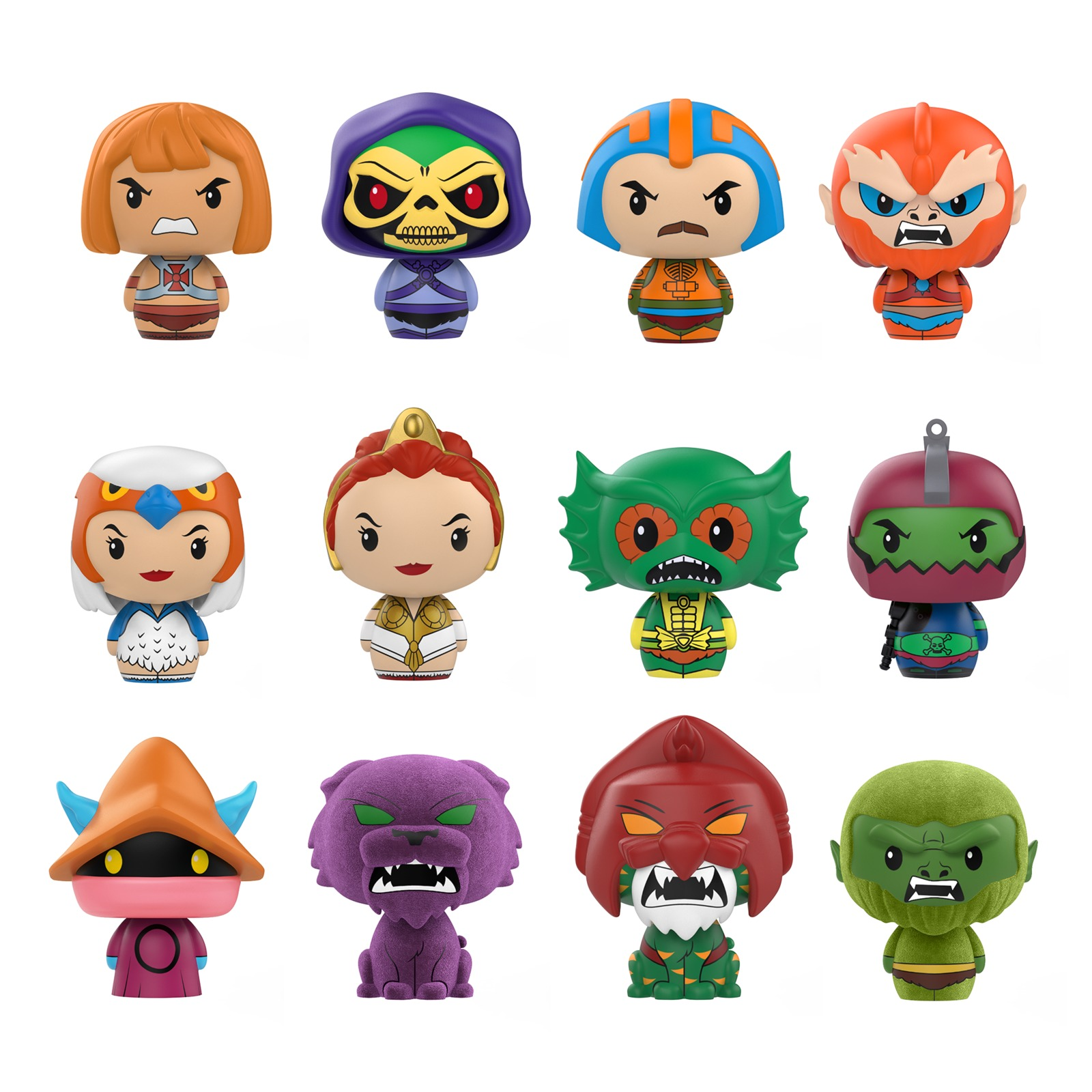 Arms Masters of the Universe Pint Size Heroes Mystery Mini-Figure Man-At
