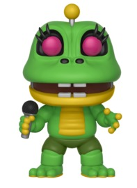 Five Nights at Freddy's: Pizza Simulator - Happy Frog Pop! Vinyl Figure