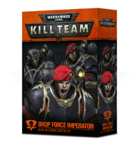 Warhammer 40,000 Kill Team: Drop Force Imperator - Astra Militarum Starter Set