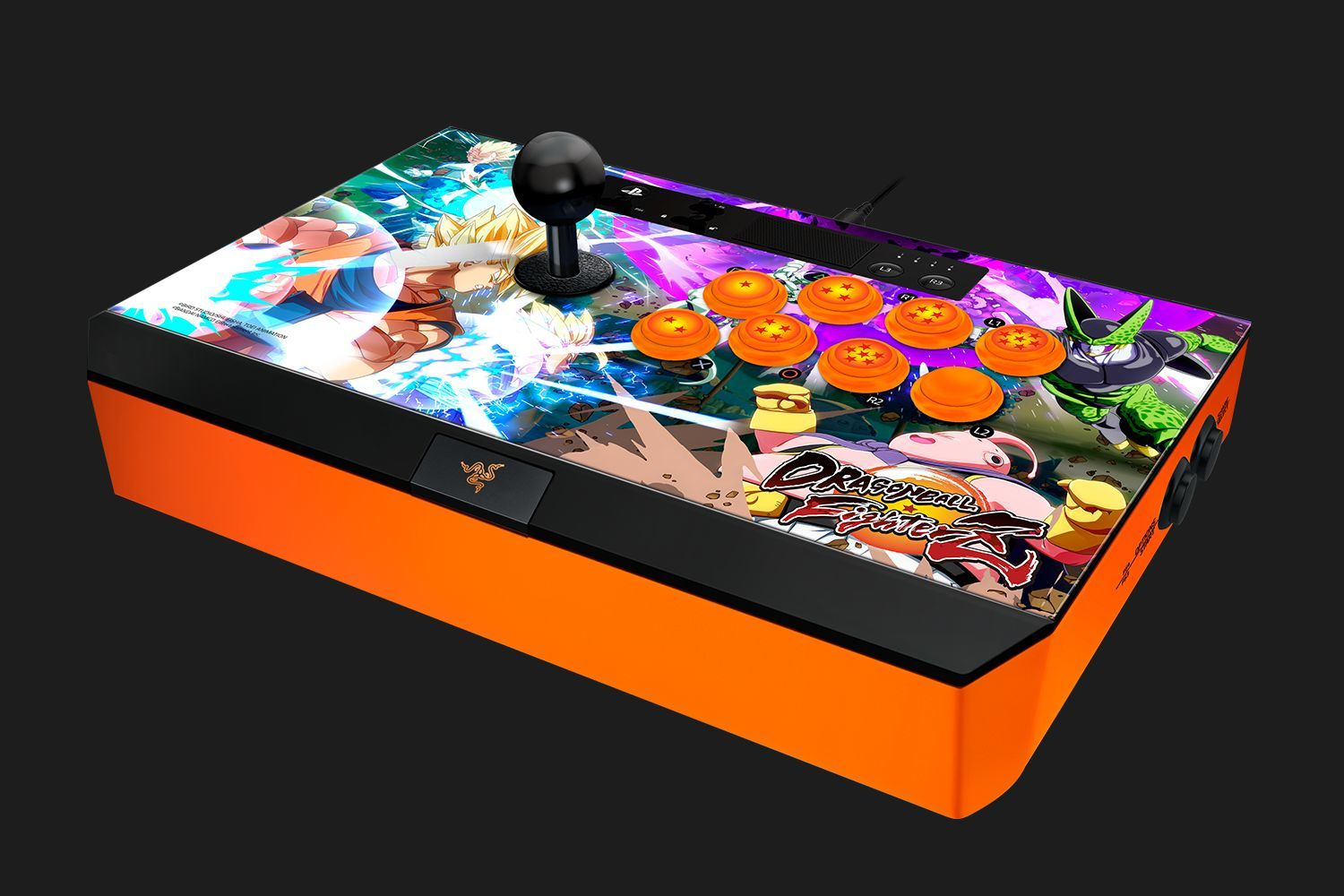 Dragon Ball Z Razer Panthera Fight Stick (PS4, PS3, PC) for PS4 image