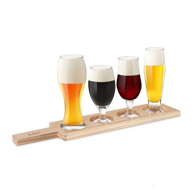 Final Touch Beer Tasting Set (6pc)
