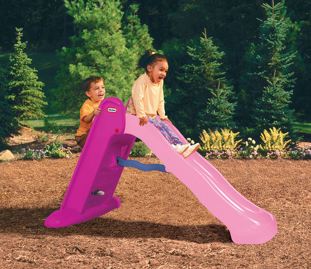 Little Tikes: Easy Store Large Slide - Pink