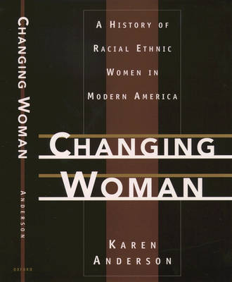 Changing Woman by Karen Anderson image