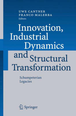 Innovation, Industrial Dynamics and Structural Transformation image
