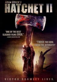 Hatchet 2 DVD