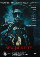 New Jack City on DVD