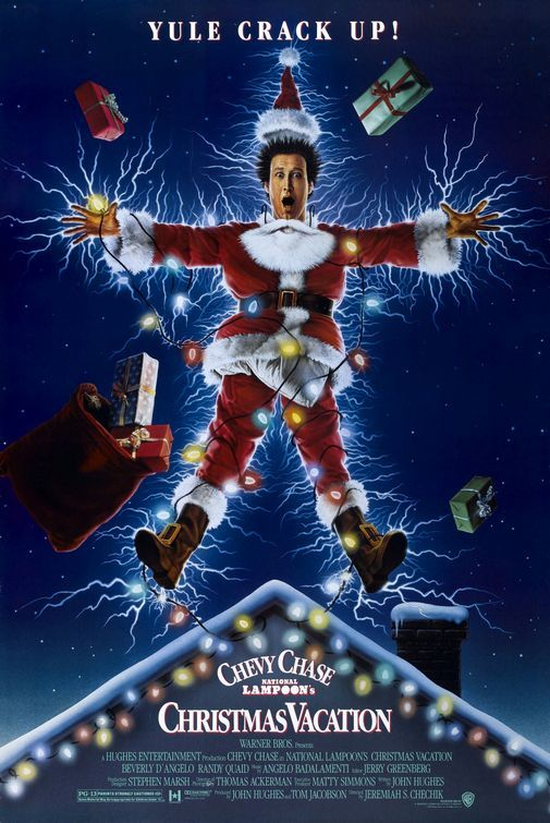 National Lampoon's Christmas Vacation on DVD image