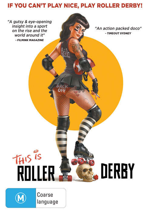 This Is Roller Derby on DVD image