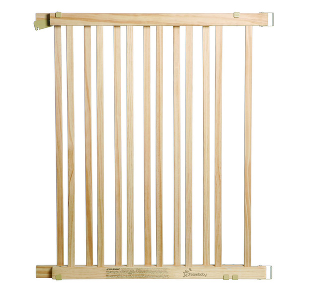 Buy Dream Baby Nelson Wooden Swing Gate At Mighty Ape Nz