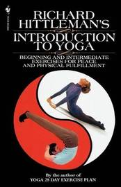 Richard Hittleman's Introduction to Yoga by Hittleman Richard image