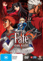 Fate/Stay Night - Vol. 1: Advent Of The Magi on DVD