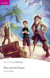 Easystart: Pete and the Pirates by Stephen Rabley image