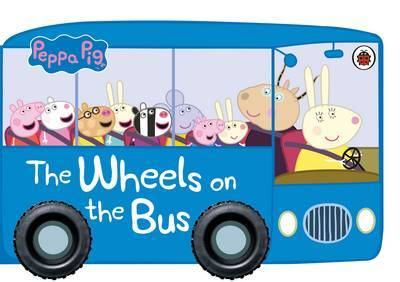 Peppa Pig: The Wheels on the Bus by Peppa Pig image