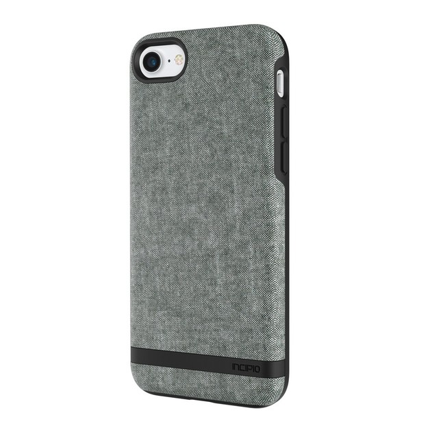 Incipio Esquire Case for iPhone 7 - Carnaby Gray