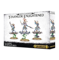 Age of Sigmar: Tzeentch Arcanites Tzaangor Enlightened