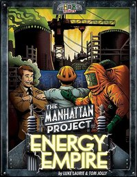 The Manhattan Project: Energy Empire - Board Game