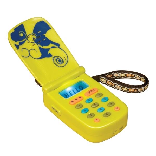 Battat: Hellophone - Roleplay Phone (Yellow)