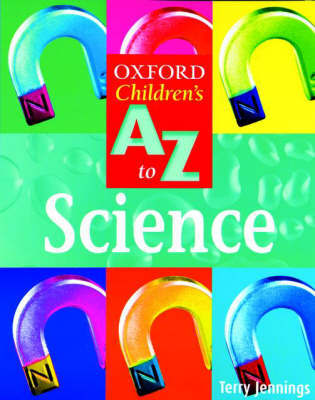 Oxford Children's A To Z to Science by Terry Jennings image