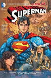 Superman Volume 4: PsiWar TP (The New 52) by Scott Lobdell