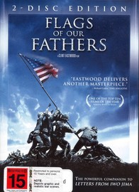 Flags Of Our Fathers (2 Disc Set) on DVD