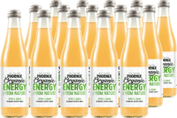 Phoenix Organic Energy - Apple & Lemon 330ml (15 Pack)