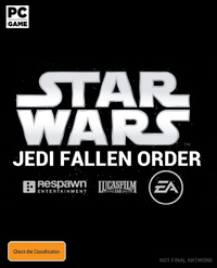 Star Wars Jedi: Fallen Order for PC Games