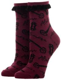 bf5db5e8f Harry Potter Glasses - Knee High Socks