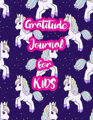 Gratitude Journal for Kids by Courtney Wyatt