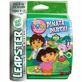 Leapfrog Leapster Software Dora the Explorer