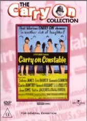 Carry On Constable on DVD
