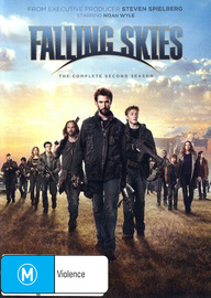 Falling Skies - Season 2 on DVD