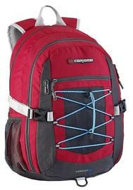 Caribee Cisco Backpack (Red/Charcoal)