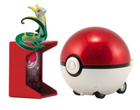 Pokemon: Pokémon Catch 'n Return - Serperior Poké Ball image
