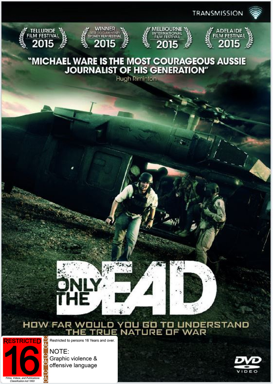 Only The Dead on DVD