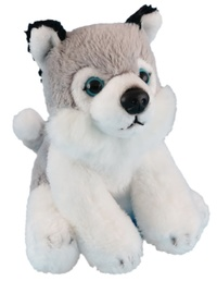 Antics - Wild Mini Husky - 12cm