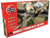 Airfix 1:24 Hawker Typhoon Mk1B - Model Kit