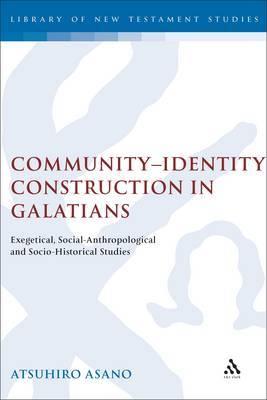 Community-identity Construction in Galatians by Atsuhiro Asano image