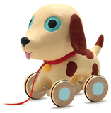 Djeco: Theo - Pull Along Pup